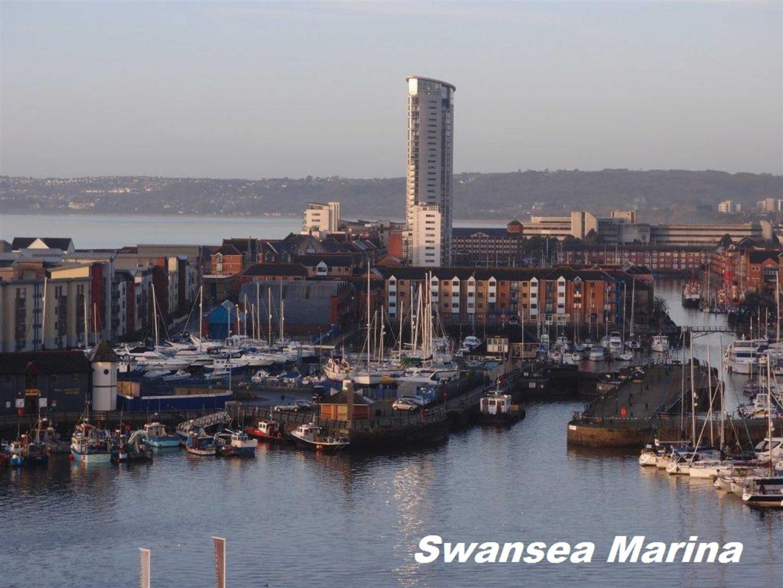 Meridian Tower, Marina, Swansea, SA1 1JW